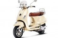 Vespa LXV 50 Siena