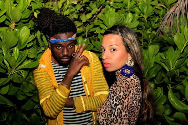 Jasmine Solano & Melo X