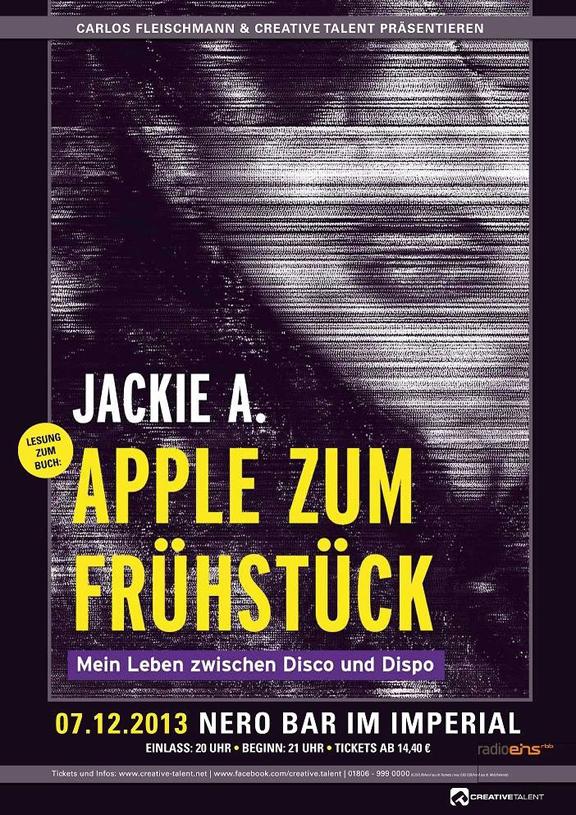 Jackie_A_Apple_zum_Frühstück