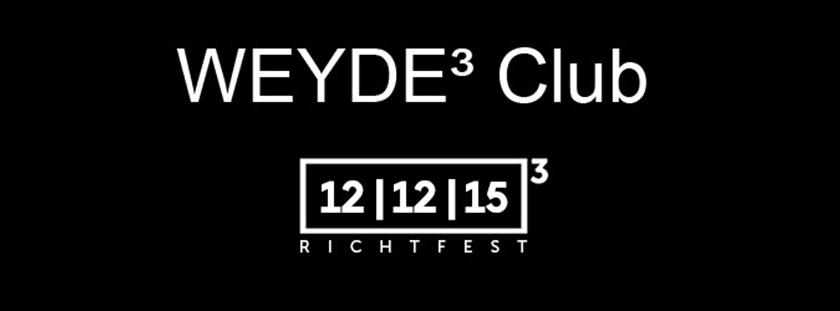 weyde-club-opening