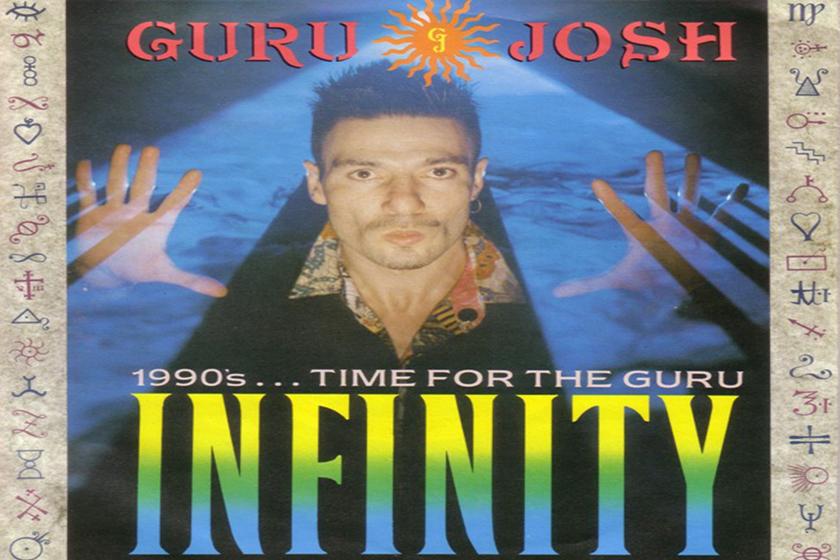 GURU JOSH_Infinity